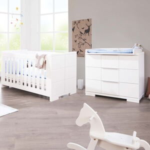 Pinolino 2 Tlg Babyzimmer Polar Breit Online Kaufen Baby Walz