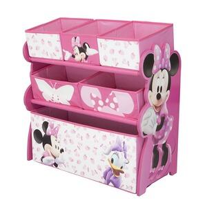 Delta Children MINNIE MOUSE Aufbewahrungsregal Minnie Mouse