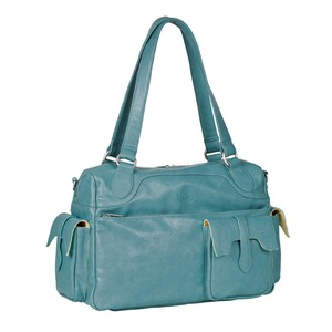 LÄSSIG TENDER Wickeltasche Shoulder Bag  bristol blue