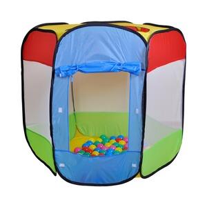 knorrtoys spielzelt und b llebad bendix mit 100 b llen online kaufen baby walz. Black Bedroom Furniture Sets. Home Design Ideas