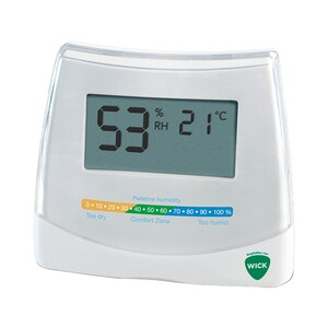 Wick  2-in-1 Hygrometer und Thermometer