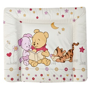 Julius Zöllner DISNEY WINNIE PUUH Wickelauflage Exklusivdesign 75x85 cm