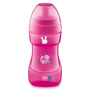 MAMTrinklernflasche Sports Cup 330ml  pink 1