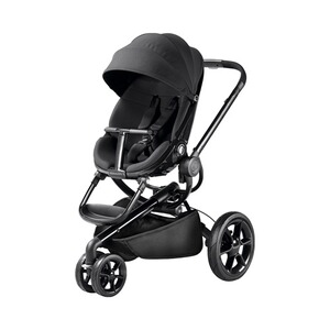 QUINNY  Kinderwagen Moodd Design 2018  black devotion