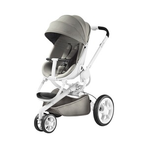 QUINNY  Mood Kinderwagen Design 2018  grey gravel