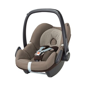 MAXI-COSI PEBBLE Babyschale Design 2017  earth brown