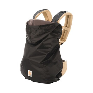 Ergobaby®  Winter Cover 2in1  black/charcoal