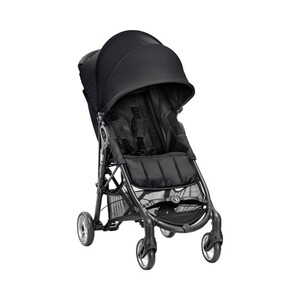BABYJOGGER  City Mini Zip Buggy mit Liegefunktion  black