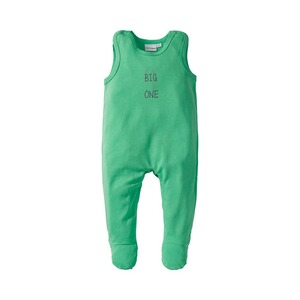 BORNINO BASICS Strampler mit Spruch dream big little one