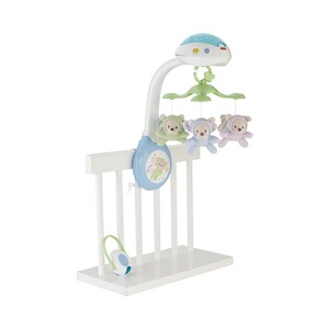 Fisher-Price  Musik-Mobile 3in1 Traumbärchen mit Deckenprojektor