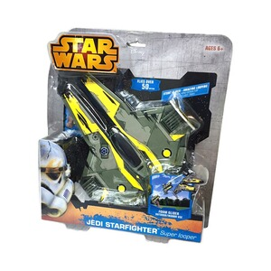 STAR WARS Wurfgleiter Super Flyer Jedi Fighter