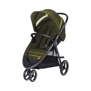 GB GOLD Sila 3 Kinderwagen  Lizard Khaki