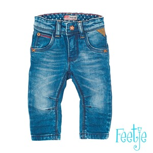 FEETJE  Le pantalon en denim