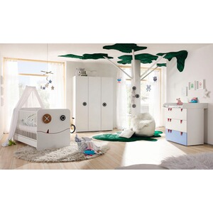 now! by hülsta NOW! MINIMO 3-tlg. Babyzimmer Minimo