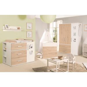 wickelkommode babybett schrank im set online kaufen baby walz. Black Bedroom Furniture Sets. Home Design Ideas
