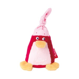 SIGIKID  Rassel Pinguin Red Stars Collection  rosa