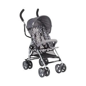 BABYCAB  Max Stars Collection Sitzbuggy  stars grey