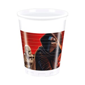 STAR WARS 8er-Pack Trinkbecher Star Wars