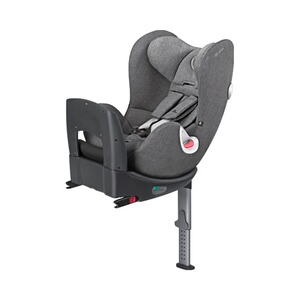 CYBEX PLATINUM Sirona Plus Kindersitz mit Isofix-Base Design 2017  Manhattan Grey