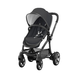 KIDDY  Evostar Kinderwagen  Onyx black