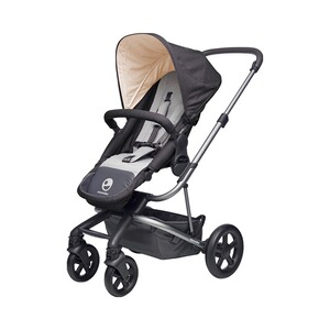 EASYWALKER HARVEY Kinderwagen Design 2017  Coal Black