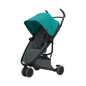 QUINNY ZAPP FLEX Buggy mit Liegefunktion  Green on Graphite