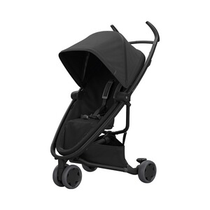 Quinny ZAPP FLEX Buggy mit Liegefunktion  Black on Black