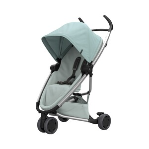 QUINNY ZAPP FLEX Buggy mit Liegefunktion Design 2018  Frost on Grey