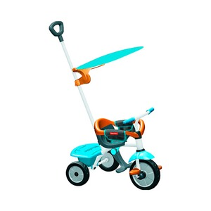 Fisher-Price  Dreirad Jolly Plus 3 in 1  türkis/orange