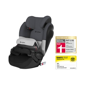 CYBEX SILVER Pallas M-Fix SL Kindersitz  Grey Rabbit