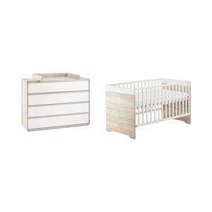 Babybett Wickelkommode Im Set Online Kaufen Baby Walz
