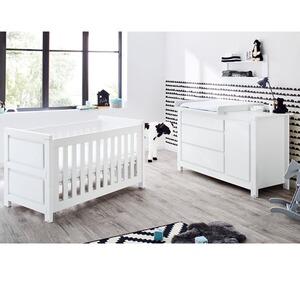 Babyzimmer Milk Extrabreit