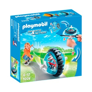 PLAYMOBIL® SPORTS & ACTION 9204 Speed Roller Blue