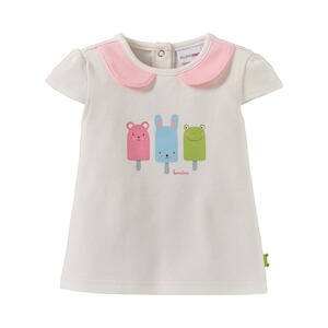 BORNINO CONFETTI ANIMALS T-Shirt Eis