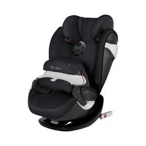 CYBEX GOLD Pallas M-fix Kindersitz  Lavastone Black