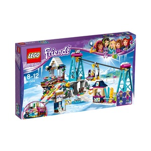 LEGO® FRIENDS 41324 Skilift im Wintersportort
