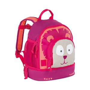 LÄSSIG  Kinderrucksack Mini Backpack Wild Animals  Lion