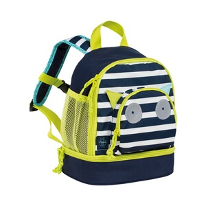 LÄSSIG  Kinderrucksack Mini Backpack Little Monsters  Bouncing Bob