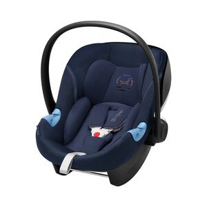 CYBEX GOLD Aton M i-Size Babyschale  Denim Blue