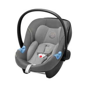 CYBEX GOLD Aton M i-Size Babyschale Design 2018  Manhattan Grey