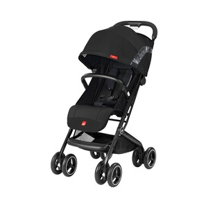 GB GOLD Qbit+ Buggy mit Liegefunktion  Satin Black