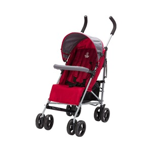 babycab  Rimini Buggy mit Liegefunktion  rot