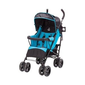 BABYCAB  Poussette-canne Elias inclinable  bleu chiné