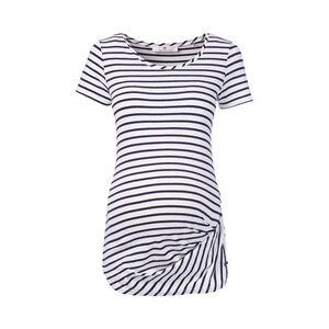 BELLYBUTTON  T-shirt de grossesse  blue stripes