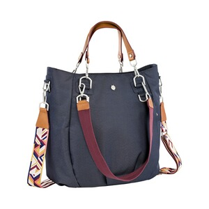 Lässig GREEN LABEL Wickeltasche Mix'n Match Bag  denim blue