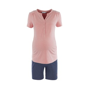 2HEARTS WE LOVE BASICS Umstands- und Still-Pyjama Sweet Dreams