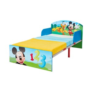 Worlds Apart DISNEY MICKEY MOUSE & FRIENDS Kinderbett Mickey 70 x 140 cm