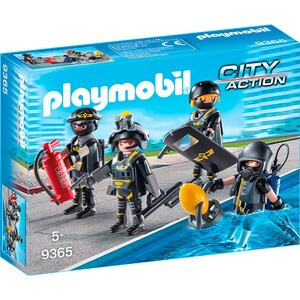 PLAYMOBIL® CITY ACTION 9365 SEK-Team