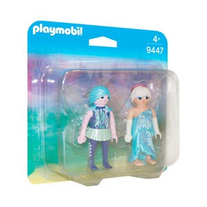 PLAYMOBIL® FAIRIES 9447 Duo Pack Winterfeen