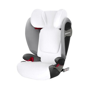 CYBEX GOLD Sommerbezug für Pallas S-Fix, Solution S-Fix  White